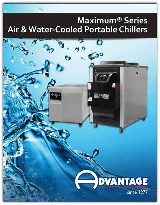 Portable Water Chillers from Advantage